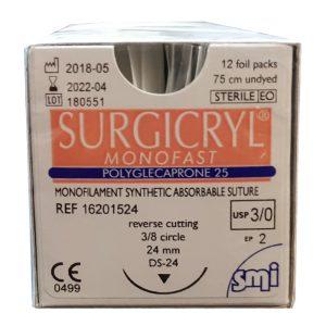 نخ جراحی مونوکریل SMI