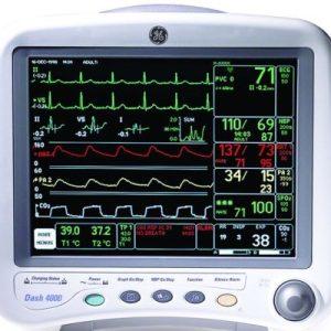 دستگاه مانیتورینگ قلبی